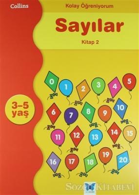 Kolay Öğreniyorum - Sayılar Kitap 2