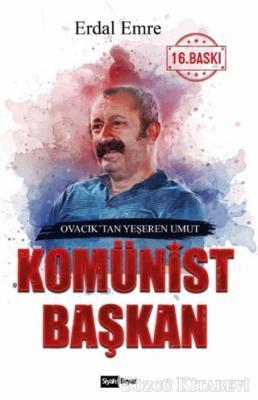 Erdal Emre - Komünist Başkan | Sözcü Kitabevi