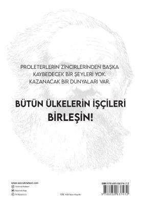 Karl Marx - Komünist Manifesto   Sözcü Kitabevi