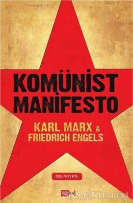 Karl Marx - Komünist Manifesto | Sözcü Kitabevi