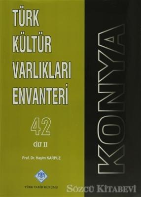 Konya Türk Kültür Varlıkları Envanteri (3 Cilt Takım)