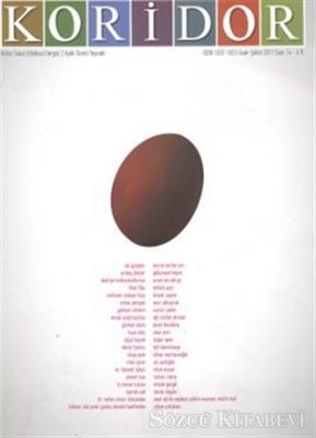 Kolektif - Koridor Kültür Sanat Edebiyat Dergisi Sayı: 16 | Sözcü Kitabevi
