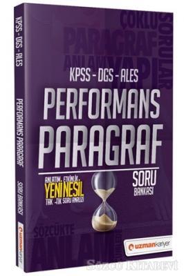 KPSS - DGS - ALES Performans Paragraf Soru Bankası