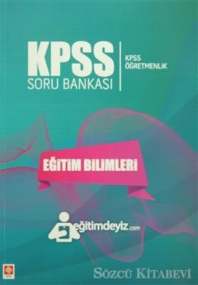 Kolektif - KPSS Soru Bankası Eğitim Bilimleri | Sözcü Kitabevi