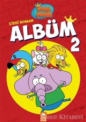 Kral Şakir Çizgi Roman Albüm 2