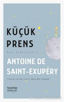 Antoine de Saint-Exupery - Küçük Prens | Sözcü Kitabevi