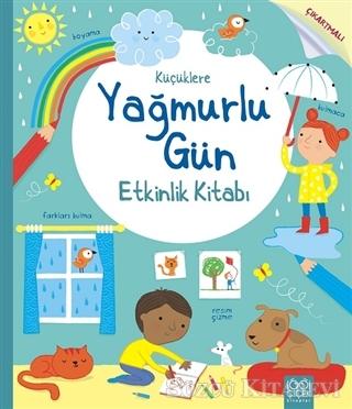 Küçüklere Yağmurlu Gün Etkinlik Kitabı