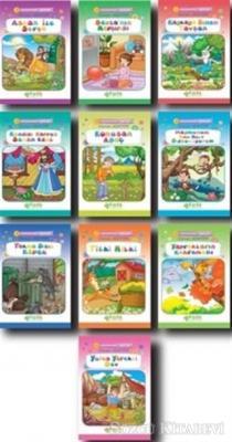 Kumbaramdaki Öyküler Mini Masallar (10 Kitap Takım)