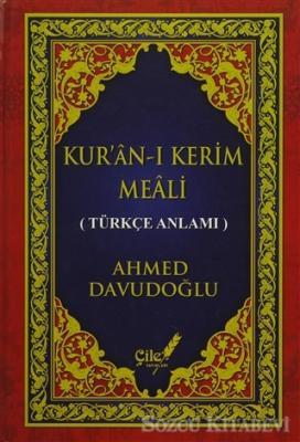 Kur'an-ı Kerim Meali (Metinsiz Orta Boy)
