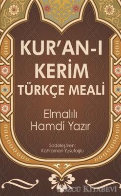 Kur'an-ı Kerim Türkçe Meal