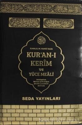 Elmalılı Muhammed Hamdi Yazır - Kur'an-ı Kerim ve Yüce Meali (Hafız Boy, Fermuarlı - Kod: 078) | Sözcü Kitabevi