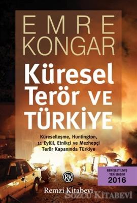 Emre Kongar - Küresel Terör ve Türkiye | Sözcü Kitabevi