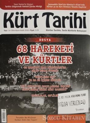 Kürt Tarihi Dergisi Sayı: 34 Ekim - Kasım - Aralık 2018