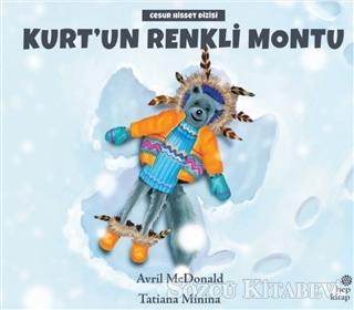 Avril McDonald - Kurt'un Renkli Montu | Sözcü Kitabevi