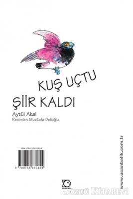 Kuş Uçtu Şiir Kaldı
