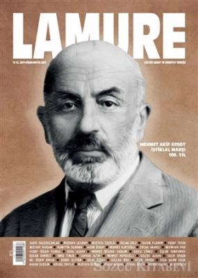 Kolektif - Lamure Dergisi Sayı: 12-13 Nisan Mayıs 2021 | Sözcü Kitabevi