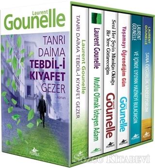 Laurent Gounelle - Laurent Gounelle Kutulu Özel Set (6 Kitap) | Sözcü Kitabevi