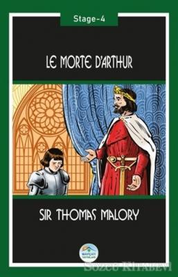Sir Thomas Malory - Le Morte d'Arthur (Stage-4) | Sözcü Kitabevi