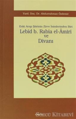 Lebid b. Rabia el-Amiri ve Divanı