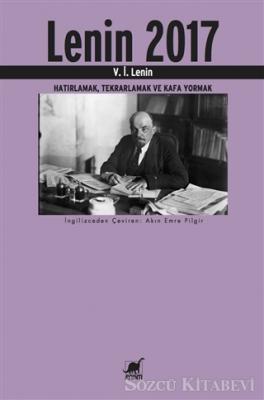 Vladimir İlyiç Lenin - Lenin 2017 | Sözcü Kitabevi