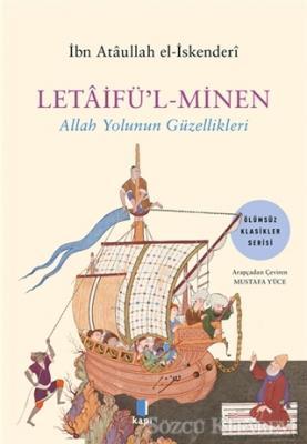 İbn Ataullah El-İskenderi - Letaifü'l-Minen | Sözcü Kitabevi