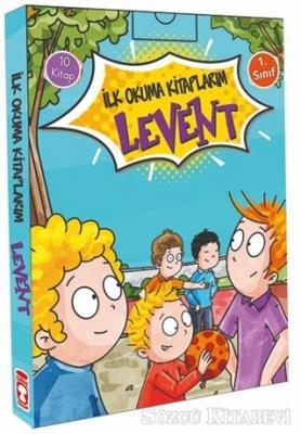 Levent - İlk Okuma Kitaplarım (1. Sınıf 10 Kitap Set)