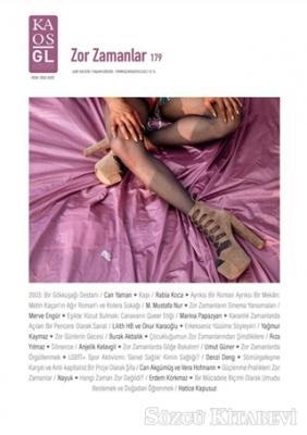 Kolektif - LGBT Kültür-Yaşam Sayı: 179 Temmuz-Ağustos 2021 - Zor Zamanlar   Sözcü Kitabevi
