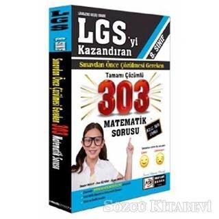 LGS Öncesi Çözülmesi Gereken 303 Matematik Soru