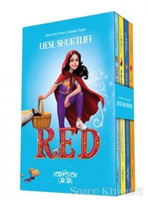 Liesl Shurtliff Serisi (4 Kitap Takım)