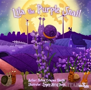 Lila the Purple Snail
