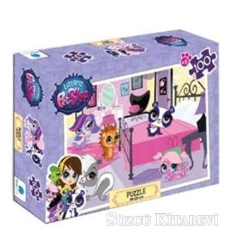 Littlest Petshop Puzzle 100 Parça