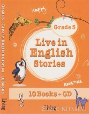 Live in English Stories Grade 5 - 10