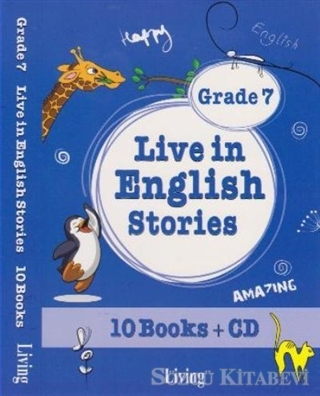 Live in English Stories Grade 7 - 10
