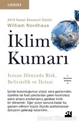 William Nordhaus - Logos - İklim Kumarı | Sözcü Kitabevi
