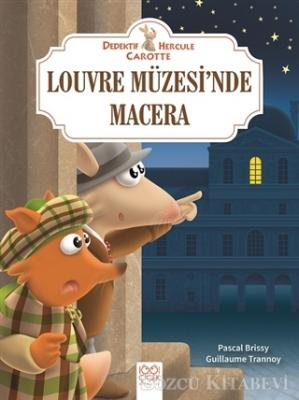 Louvre Müzesi'nde Macera - Dedektif Hercule Carotte