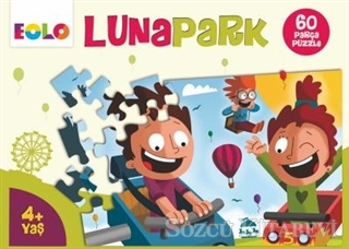 Eolo Lunapark - 60 Parça Puzzle