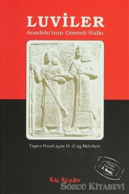 H.Craig Melchert - Luviler | Sözcü Kitabevi