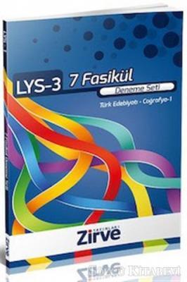 LYS-3 7 Fasikül Deneme Türk Edebiyatı - Coğrafya 1