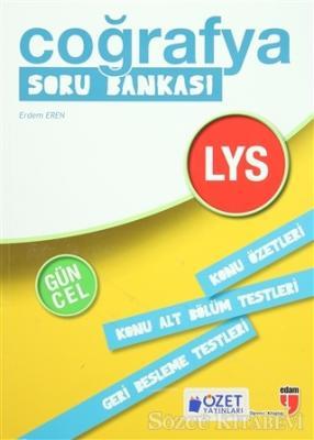 LYS Coğrafya Soru Bankası