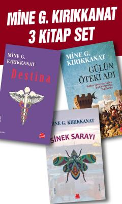 Mine Kırıkkanat 3 Kitap Set