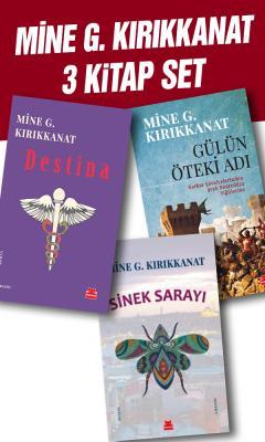 Mine G. Kırıkkanat - Mine Kırıkkanat 3 Kitap Set | Sözcü Kitabevi