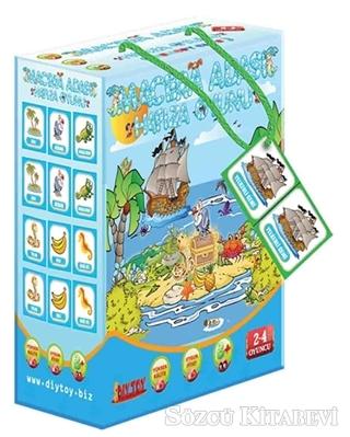 Macera Adası - Hafıza Oyunu