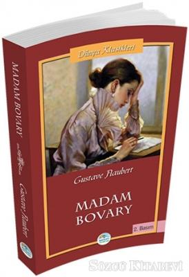 Gustave Flaubert - Madam Bovary | Sözcü Kitabevi
