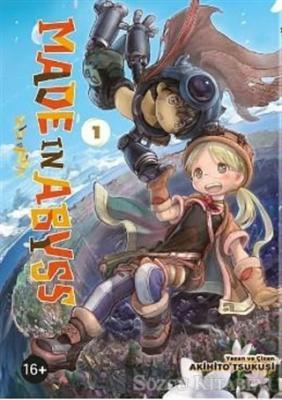 Akihito Tsukuşi - Made in Abyss Cilt 1 | Sözcü Kitabevi