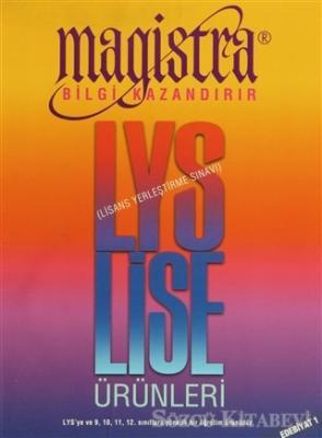 Magistra LYS Lise Ürünleri / 350 Bilgi Kartı Edebiyat - 1