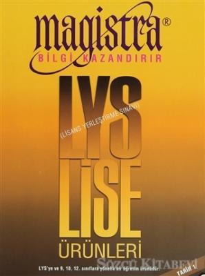Magistra LYS Lise Ürünleri / Tarih 1 (1750 Bilgi 350 Kart)