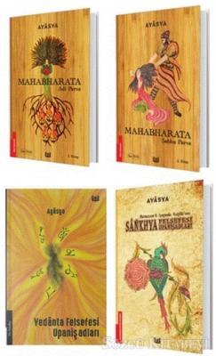 Kolektif - Mahabharata ve Upanişadlar (4 Kitap Takım) | Sözcü Kitabevi