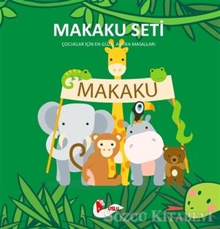 Makaku Seti (6 Kitap Takım)