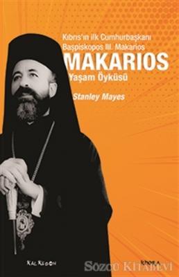 Stanley Mayes - Makarios   Sözcü Kitabevi