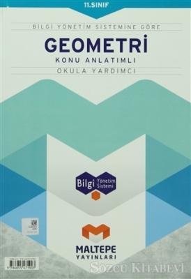 Maltepe 11. Sınıf Geometri Konu Anlatımlı - Okula Yardımcı